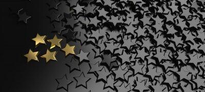 Adesivo 5 Stars Rating