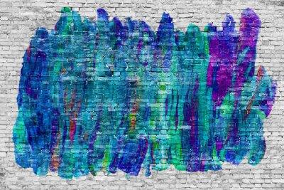 Adesivo Abstract graffiti