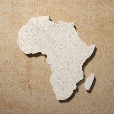 Adesivo Africa