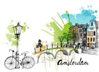 Adesivo Amsterdam