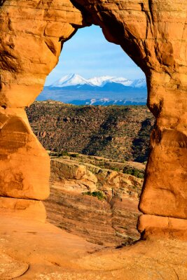 Adesivo Arches National Park