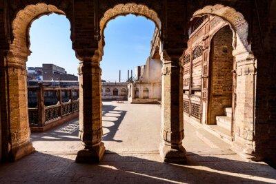 Adesivo Archi del vecchio edificio