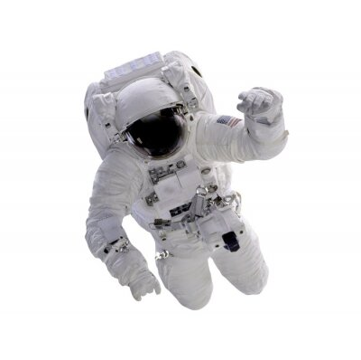 Adesivo Astronauta