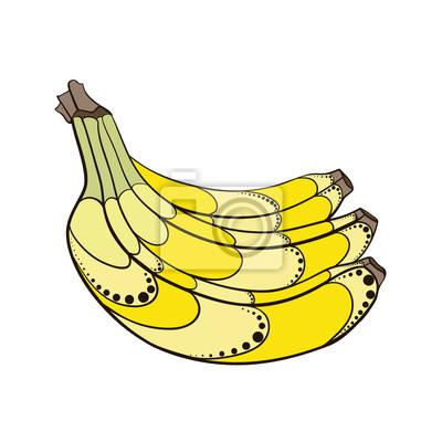 Adesivo BananaDecorative