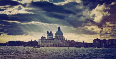 Adesivo Basilica di Santa Maria della Salute a Venezia