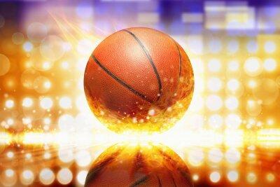 Adesivo basket Bruciare