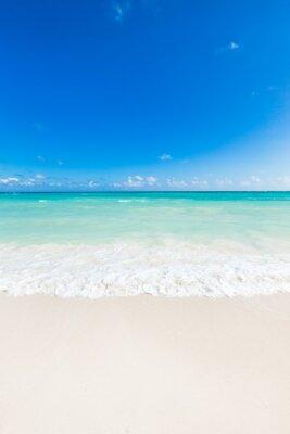 Adesivo bellissimo mare tropicale