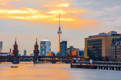 Adesivo Berlino, Germania