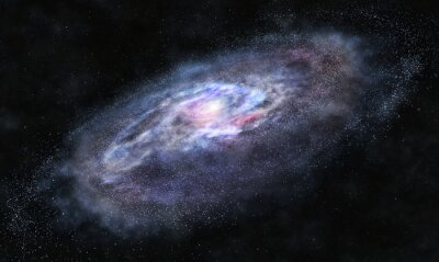 Adesivo Beyond the galaxy