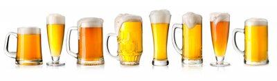 Adesivo bicchiere di birra