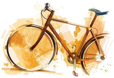 Adesivo Bike Race