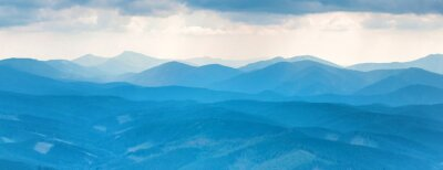 Adesivo Blue Mountains