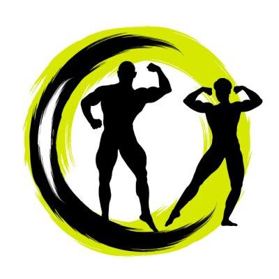 Adesivo Bodybuilding - 41