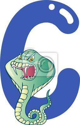 Adesivo C per cobra