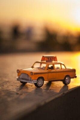 Adesivo Cab giallo