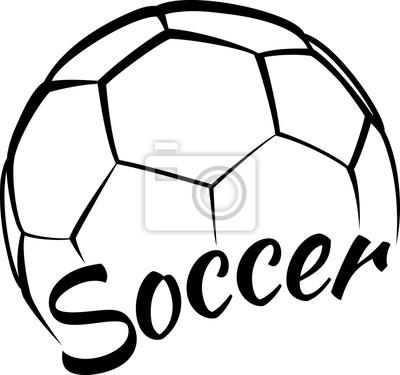 Adesivo Calcio con Fun Testo