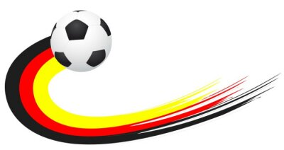 Adesivo Calcio - Germania