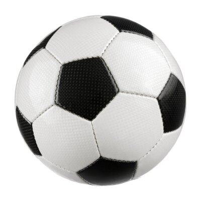 Adesivo Calcio su bianco puro