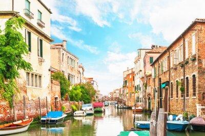 Adesivo Canal Venice Italy