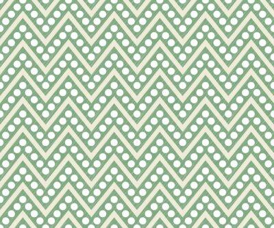Adesivo Chevron Zigzag Seamless Pattern