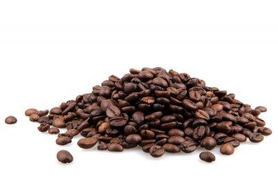 Adesivo Chicchi di caffè