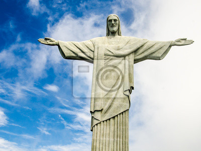 Adesivo Christusstatue a Rio de Janeiro