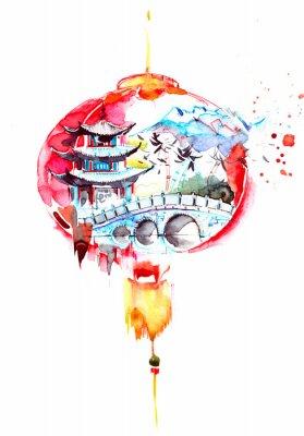 Adesivo Cina