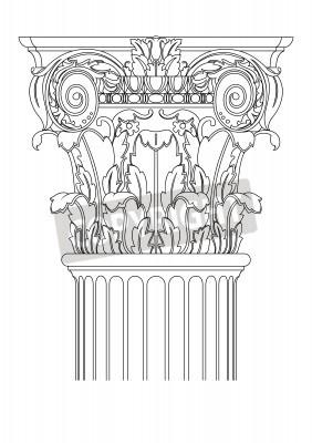 Adesivo clasic column