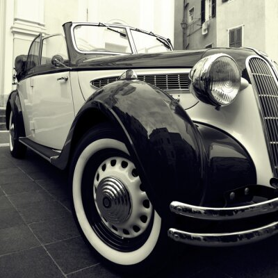 Adesivo Classic car