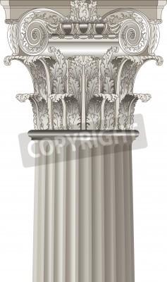 Adesivo classical column