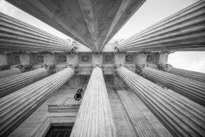 Adesivo Colonne presso la Corte Suprema degli Stati Uniti