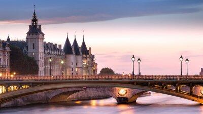 Adesivo Conciergerie Parigi, Francia