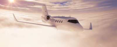 Adesivo Corporate jet