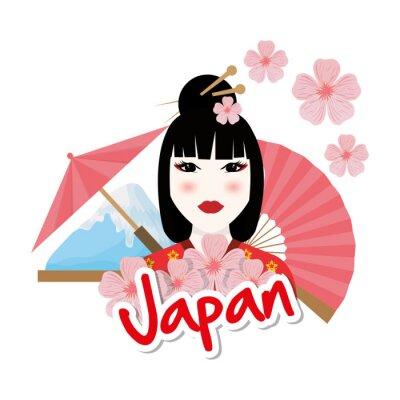 Adesivo cultura del design in Giappone