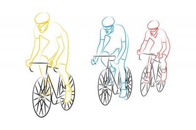 Adesivo Cyclisme