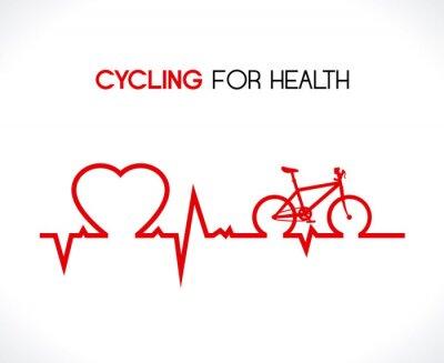 Adesivo Design Bike