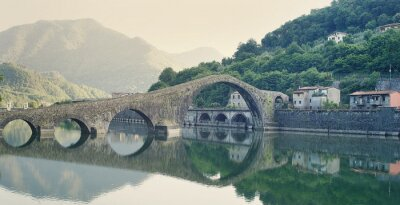 Adesivo Devils Bridge Italia