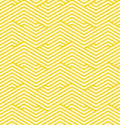 Adesivo disegno geometrico a righe