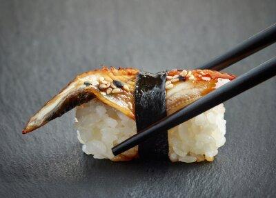 Adesivo Eel sushi