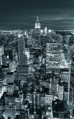 Adesivo Empire State Building primo piano