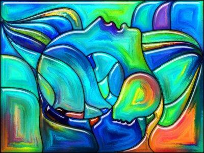 Adesivo Fate in Color