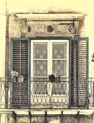 Adesivo Finestra a Palermo