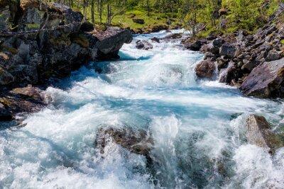 Adesivo Fiume in Norvegia