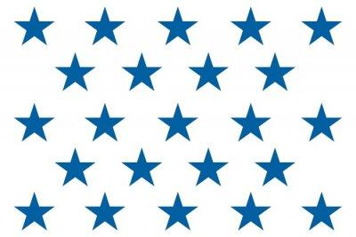 Adesivo Focus on stelle