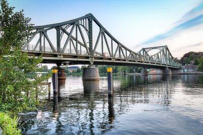 Adesivo Glienicker Brücke Potsdam / Berlin