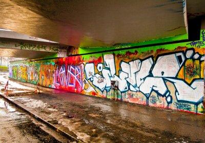 Adesivo Graffitti parete