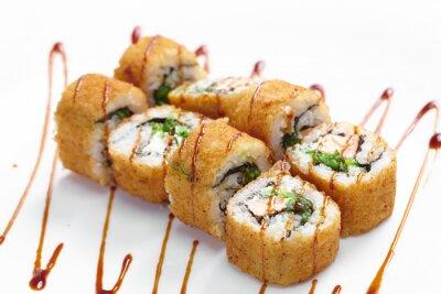 Adesivo gustosi sushi