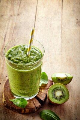 Adesivo Healthy frullato verde