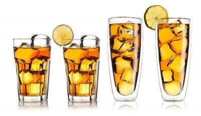 Adesivo Iced tea set