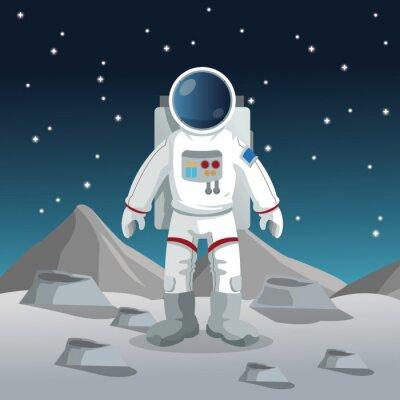 Adesivo icona Space Design